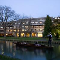 foto DoubleTree by Hilton Cambridge City Centre Cambridge
