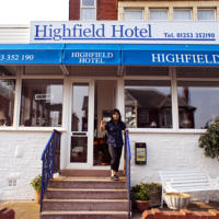 foto The Highfield Private Hotel Blackpool