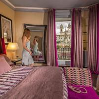 foto The Inn at the Spanish Steps-Small Luxury Hotels Spagna, Roma